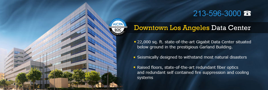 Downtown Los Angeles Data Center